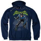 Hoodie: Batman - Nightwing Pullover Hoodie