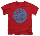 Youth: Jefferson Airplane - Round Logo T-Shirt