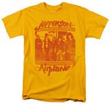Jefferson Airplane - Group Photo T-Shirt
