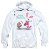Hoodie: Here Comes Peter Cottontail - Hop Around Pullover Hoodie