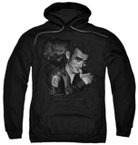 Hoodie: James Dean - Mischevious Large T-Shirt