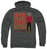 Hoodie: Star Trek - Dead Man Walking Pullover Hoodie