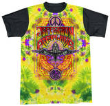 Jefferson Airplane - Take Off(black back) Sublimated