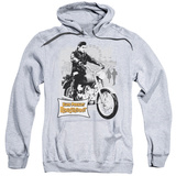 Hoodie: Elvis Presley - Roustabout Poster T-shirts