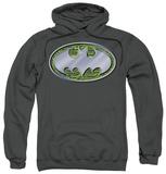Hoodie: Batman - Circuits Logo Pullover Hoodie