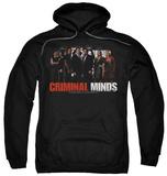 Hoodie: Criminal Minds - The Brain Trust Pullover Hoodie