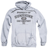 Hoodie: Taxi - Property Of Sunshine Cab Pullover Hoodie
