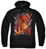 Hoodie: The Flash - Flash No. 1 Pullover Hoodie