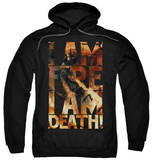Hoodie: The Hobbit: The Battle of the Five Armies - I Am Fire Pullover Hoodie