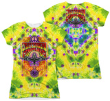 Juniors: Jefferson Airplane - Take Off (Front/Back Print) Womens Sublimated