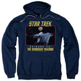 Hoodie: Star Trek - The Doomsday Machine Pullover Hoodie