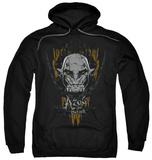 Hoodie: The Hobbit: The Battle of the Five Armies - Azog Pullover Hoodie