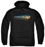 Hoodie: Under The Dome - Dome Key Art Pullover Hoodie