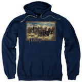 Hoodie: The Hobbit: An Unexpected Journey - Hobbit & Company Pullover Hoodie