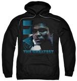 Hoodie: Muhammad Ali - Sweat Equity Pullover Hoodie
