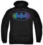 Hoodie: Batman - Gradient Bat Logo Pullover Hoodie