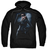 Hoodie: The Dark Knight Rises - Out On The Town Pullover Hoodie