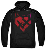 Hoodie: The Dark Knight Rises - No Heart Pullover Hoodie