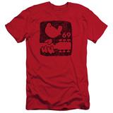 Woodstock - Summer 69 (slim fit) T-Shirts