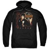 Hoodie: Elvis Presley - Karate Pullover Hoodie