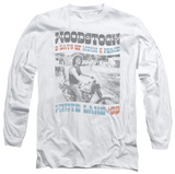Long Sleeve: Woodstock - Rider Shirt