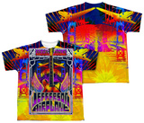 Youth: Jefferson Airplane - San Francisco (Front/Back Print) T-shirts