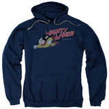 Hoodie: Mighty Mouse - Mighty Retro Pullover Hoodie