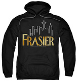 Hoodie: Frasier - Frasier Logo Pullover Hoodie