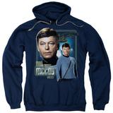 Hoodie: Star Trek - Doctor Mccoy Pullover Hoodie