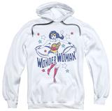 Hoodie: Wonder Woman - Wonder Stars Pullover Hoodie