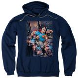 Hoodie: Superman - Action Comics No. 1 Pullover Hoodie