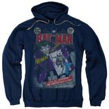 Hoodie: Batman - No. 251 Distressed Pullover Hoodie