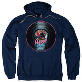 Hoodie: Happy Days - On The Record Pullover Hoodie