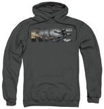 Hoodie: The Dark Knight Rises - Title Pullover Hoodie