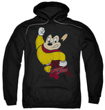 Hoodie: Mighty Mouse - Classic Hero Pullover Hoodie