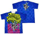 Youth: Jefferson Airplane - White Rabbit (Front/Back Print) Shirt