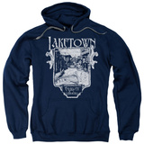 Hoodie: The Hobbit: The Desolation of Smaug - Laketown Simple Pullover Hoodie