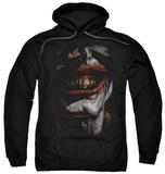 Hoodie: Batman - Smile Of Evil Pullover Hoodie
