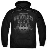 Hoodie: Batman - University Of Gotham Pullover Hoodie