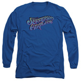 Long Sleeve: Jefferson Airplane - Gradient Logo T-shirts