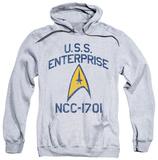 Hoodie: Star Trek - Collegiate Arch Pullover Hoodie