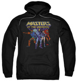 Hoodie: Masters Of The Universe - Team Of Villains Pullover Hoodie