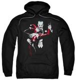 Hoodie: Batman - Harley And Joker Pullover Hoodie