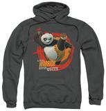Hoodie: Kung Fu Panda - Real Warrior Pullover Hoodie