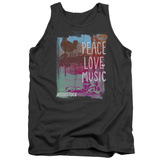 Tank Top: Woodstock - Plm Tank Top