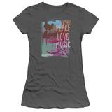 Juniors: Woodstock - Plm T-Shirt