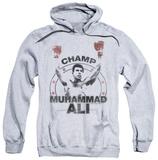 Hoodie: Muhammad Ali - Number One Pullover Hoodie