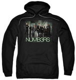 Hoodie: Numb3rs - Numbers Cast Pullover Hoodie