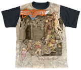 Youth: Aerosmith - Toys In The Attic(black back) Shirts