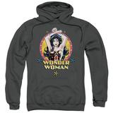 Hoodie: Wonder Woman - Powerful Woman Pullover Hoodie